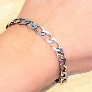 Tiffany & Co Curb Link Bracelet